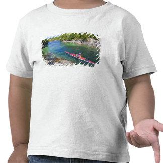 Canada, British Columbia, Vancouver Island. Sea 2 Tee Shirts