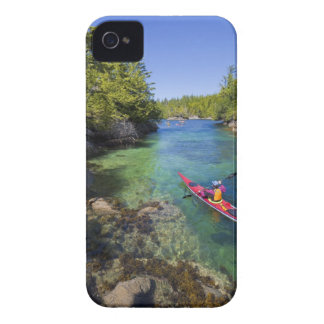 Canada, British Columbia, Vancouver Island. Sea iPhone 4 Covers
