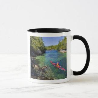 Canada, British Columbia, Vancouver Island. Sea Mug