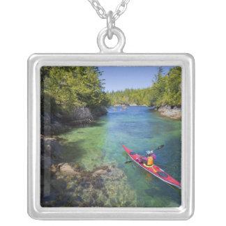 Canada British Columbia Vancouver Island Sea Necklaces
