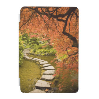 CANADA, British Columbia, Victoria. Autumn iPad Mini Cover