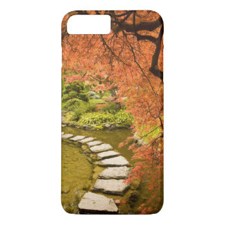 CANADA, British Columbia, Victoria. Autumn iPhone 8 Plus/7 Plus Case