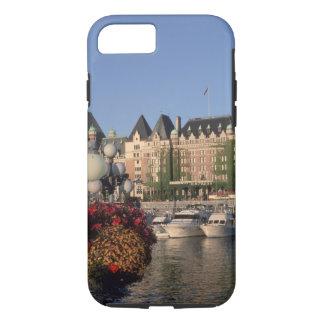 Canada, British Columbia, Victoria Empress Hotel iPhone 8/7 Case