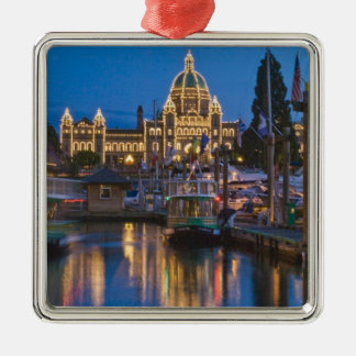 Canada, British Columbia, Victoria, Inner Christmas Ornament