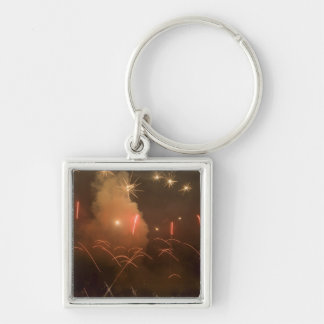 CANADA, British Columbia, Victoria. Summer Key Ring