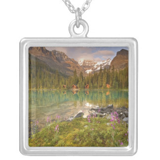 Canada, British Columbia, Yoho National Park. 2 Silver Plated Necklace