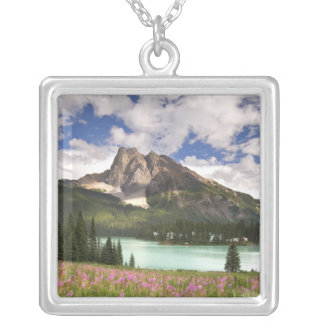 Canada, British Columbia, Yoho National Park. 3 Silver Plated Necklace