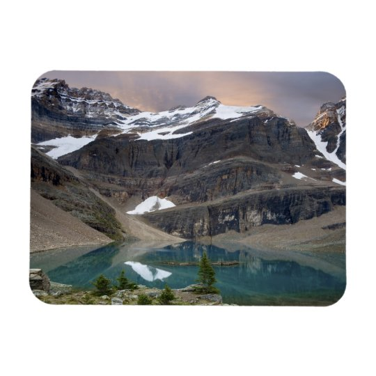 Canada, British Columbia, Yoho National Park. Rectangular Photo Magnet