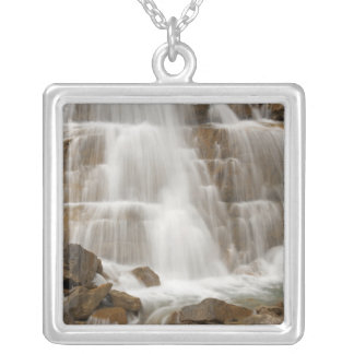 Canada, British Columbia, Yoho National Park. Silver Plated Necklace
