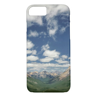 Canada, British Columbia, Yoho NP. Puffy clouds iPhone 8/7 Case