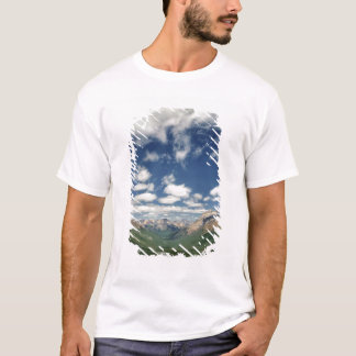Canada, British Columbia, Yoho NP. Puffy clouds T-Shirt