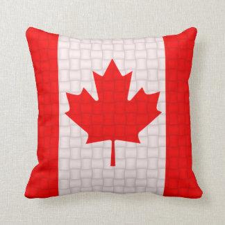 Canada Canadian flag Cushion