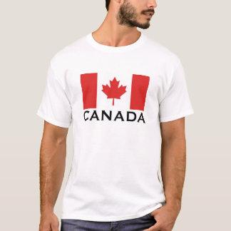 Canada Canadian National World Flag T-Shirt