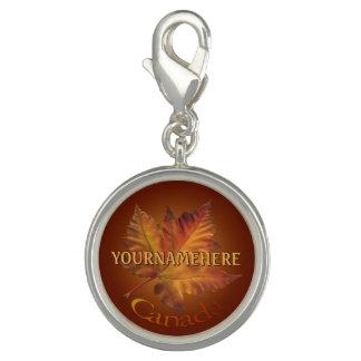 Canada Charms Canada Maple Leaf Souvenir Jewelry