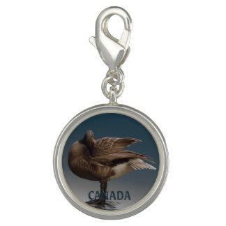 Canada Charms Custom Canada Goose Souvenir Jewelry