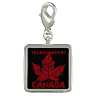 Canada Charms Custom Cool Canada Souvenir Jewelry