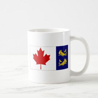 Canada Coast Guard Flag Coffee Mug
