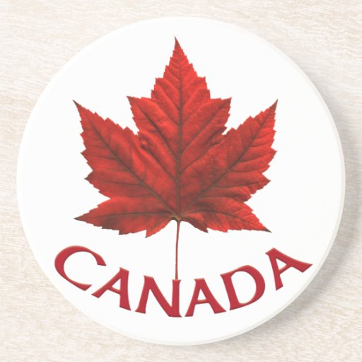 Canada Coaster Souvenir Coaster Canada Gifts