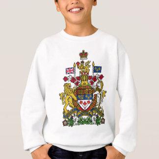 Canada Coat of arms CA Sweatshirt