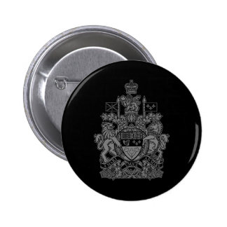 Canada Coat of Arms - Canada Crest Pin