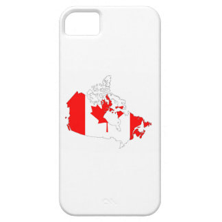 canada country flag map shape silhouette symbol iPhone 5 cases