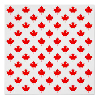 canada country flag symbol maple leaf pattern text