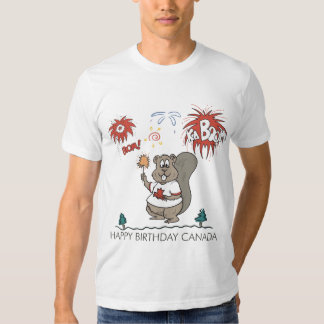 Canada Day T Shirt