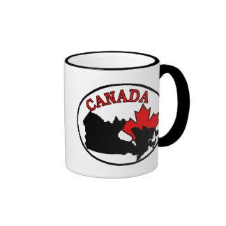 Canada Design Mugs