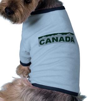 Canada Pet T-shirt
