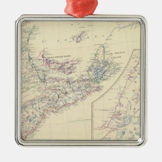 Canada E Christmas Ornament