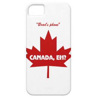Canada Eh ? iPhone case - Customisable