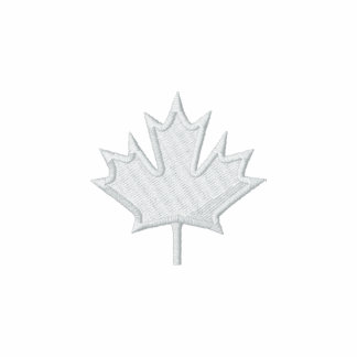 Canada Embroidered Pullover Hoodie