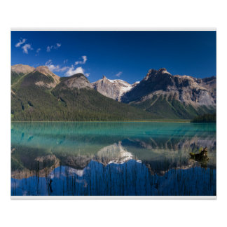 Canada - Emerald Lake poster