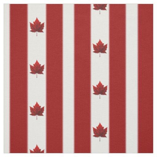 Canada Fabric Canada Flag Fabric Customised Fabric