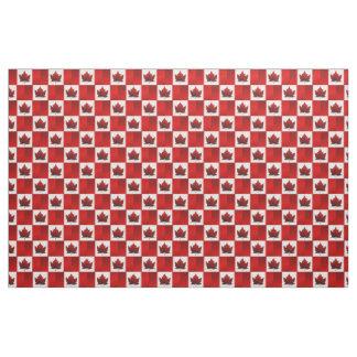Canada Fabric Canada Flag Fabric Customized Fabric