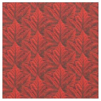 Canada Fabric Canada Maple Leaf Fabric Flag Fabric