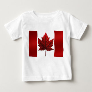 Canada Flag Baby Shirt Canada Baby Souvenirs