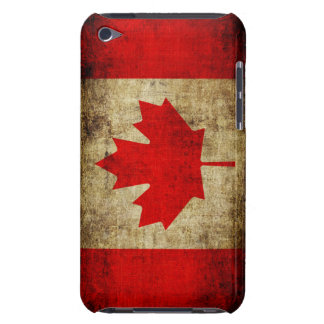 Canada Flag Barely There iPod Case