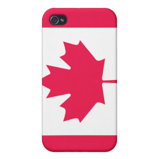 Canada Flag Case For iPhone 4