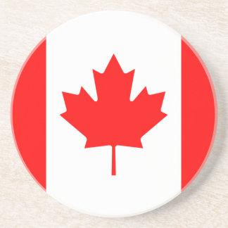 Canada Flag Coaster