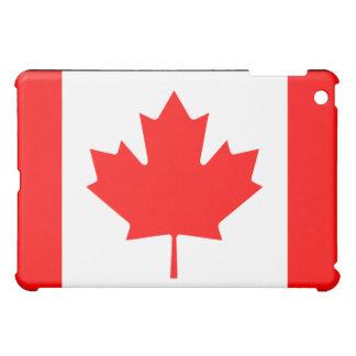Canada Flag Cover For The iPad Mini