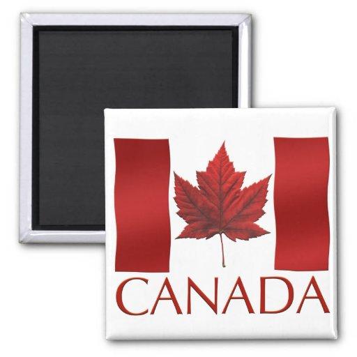 Canada Flag Fridge Magnet Canada Maple Leaf Magnet