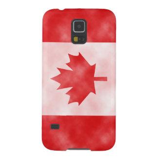 Canada Flag Galaxy S5 Case