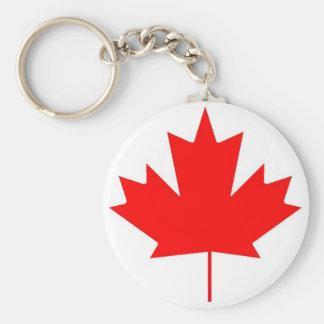 Canada flag Happy Canada Day Key Chain