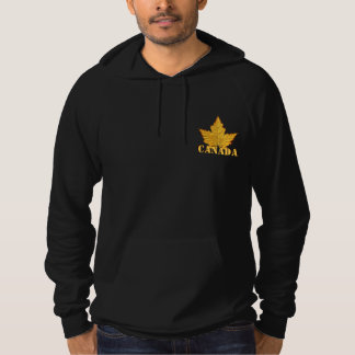 Canada Flag Hoodie Shirt Personalized Hoodies