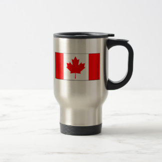 Canada FLAG International Travel Mug