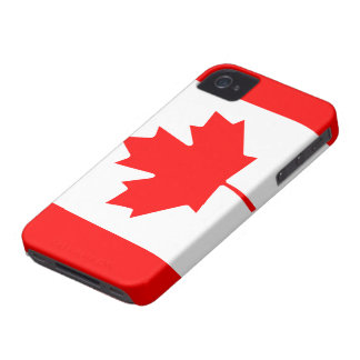 Canada Flag iPhone 4 Cover