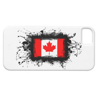 Canada Flag iPhone 5 Case
