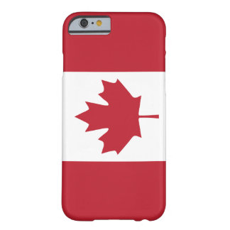 Canada Flag iPhone 6 Case Barely There iPhone 6 Case