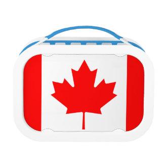 Canada Flag Lunch Box
